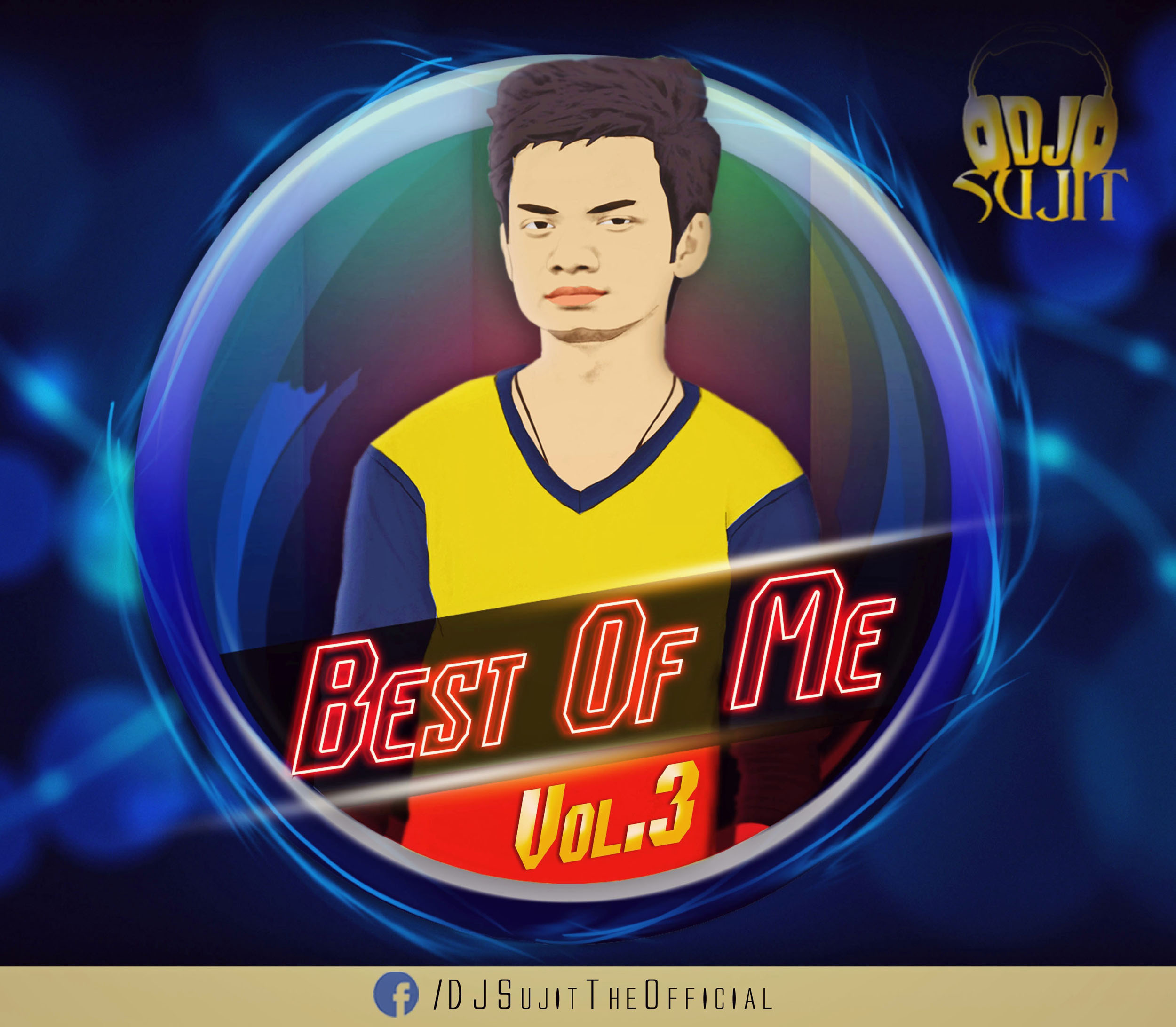 Best of Me – Vol 3 (2016) – DJ Sujit [MP3-Full Album] – DJ Sujit