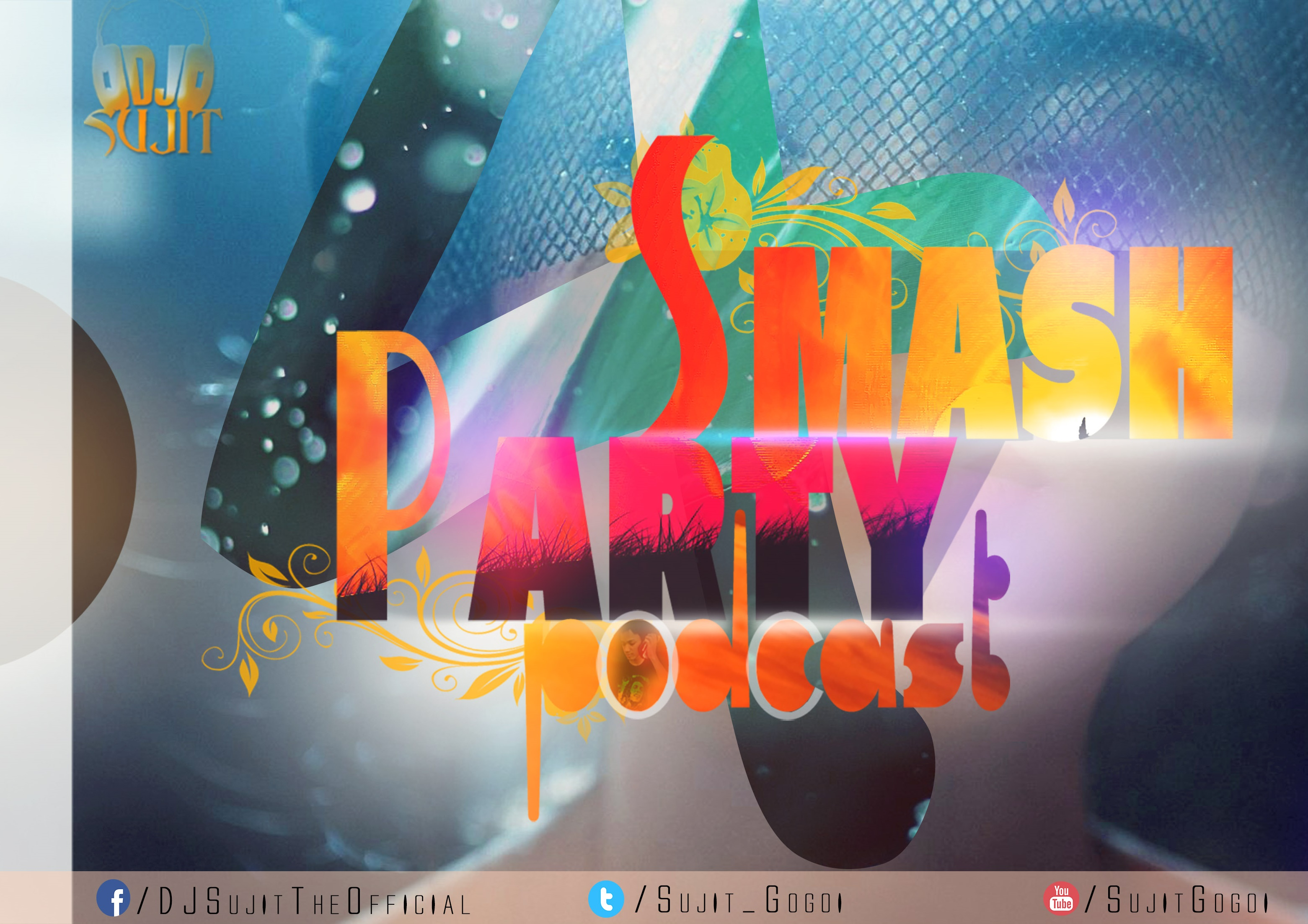 Smash Party Podcast 4 (NYE 2K17 Special Nonstop Assamese Dance Music